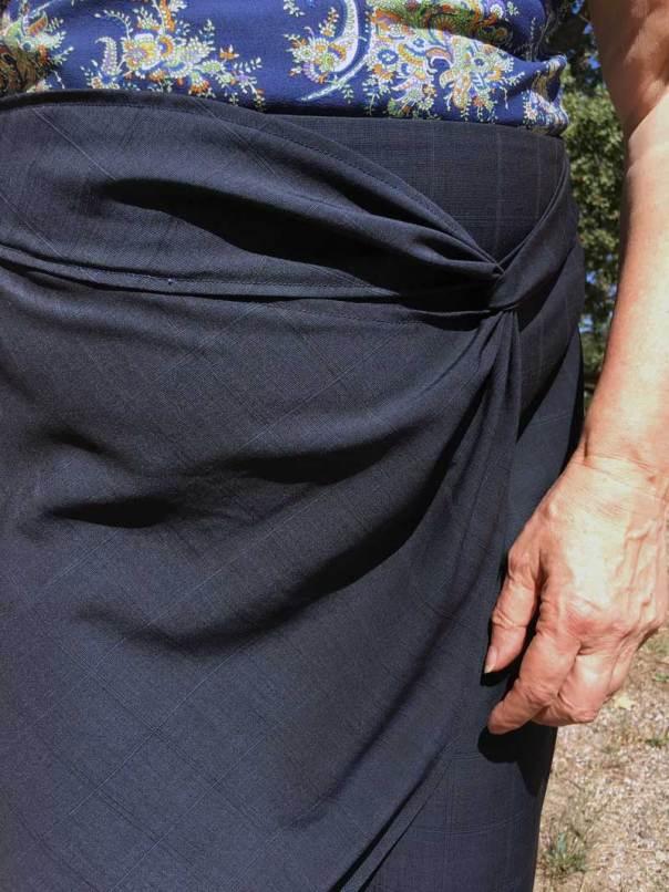 knipmode skirt
