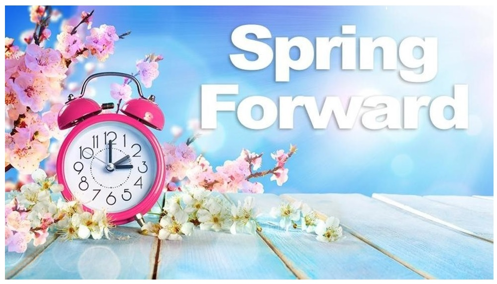 What Time is Spring Forward