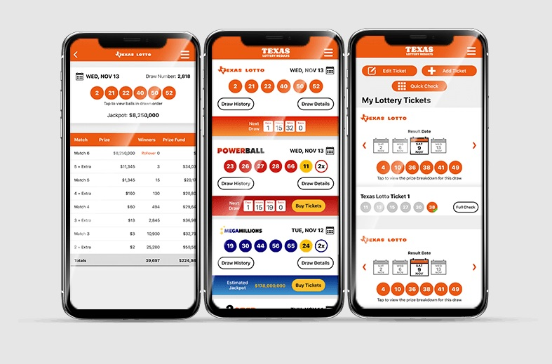 National Lottery APP Download