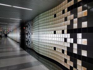 Chicago O'Hare Hallway