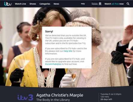 How to Stream British TV Channels outside the UK - What Is