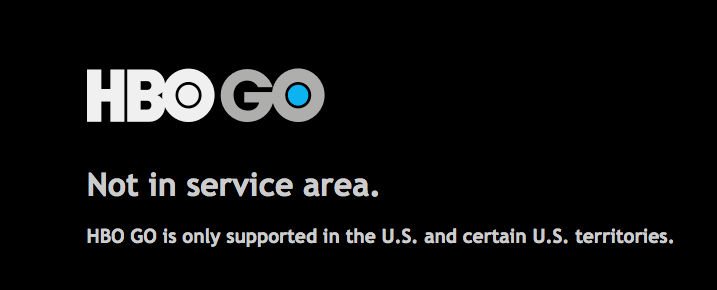 HBO Go Error 2