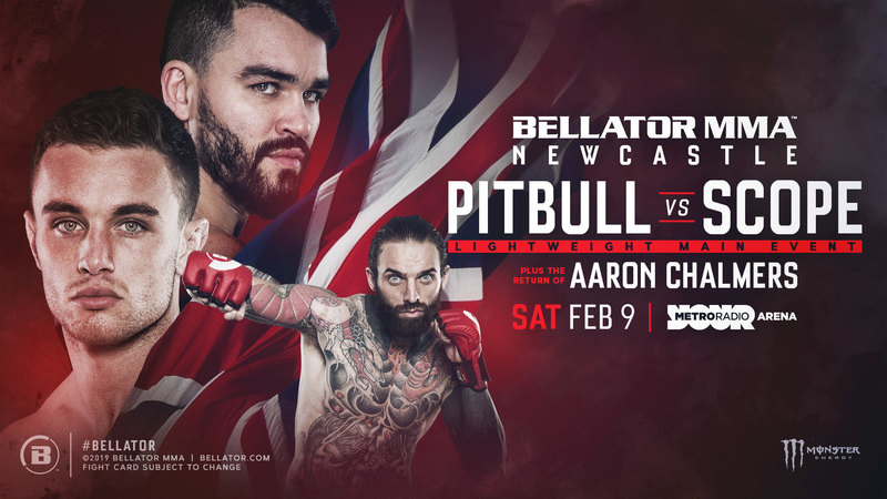 How to Watch Bellator Newcastle Live