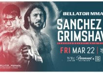 How to Watch Bellator 218- Sanchez vs. Grimshaw Live Online