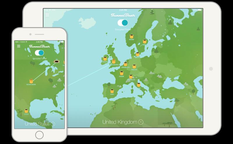 TB VPN App iOS