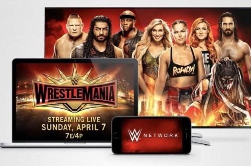 Stream WrestleMania 2019 Anywhere