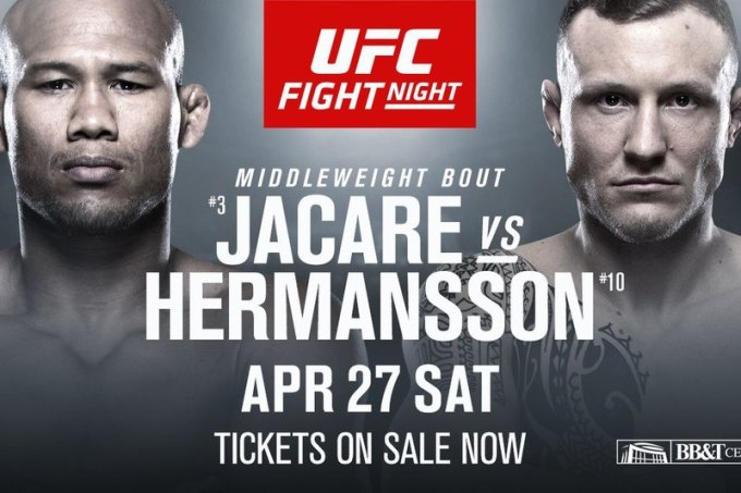 Stream UFC Fight Night 150 Outside US