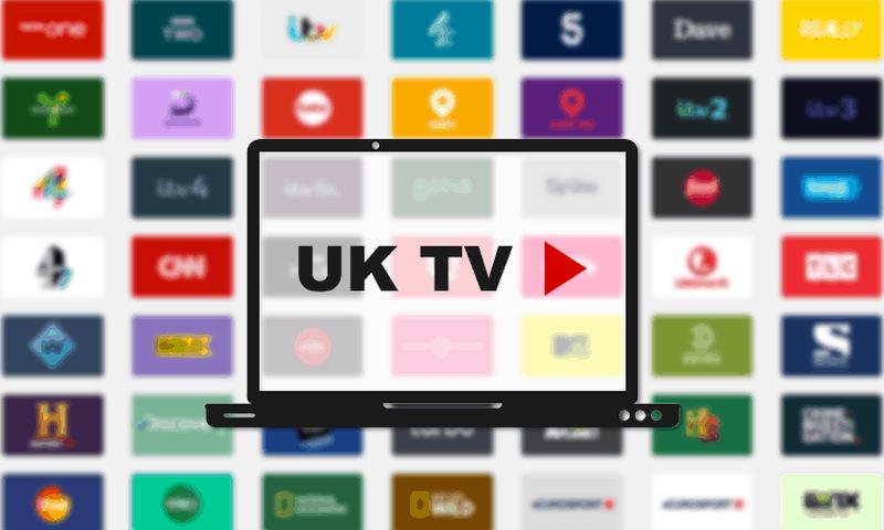 Stream UK TV Channels Anywhere