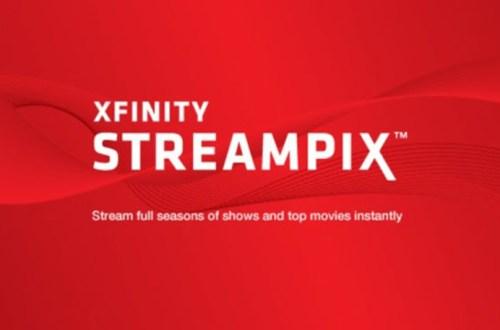 Watch Xfinity Streampix Outside US