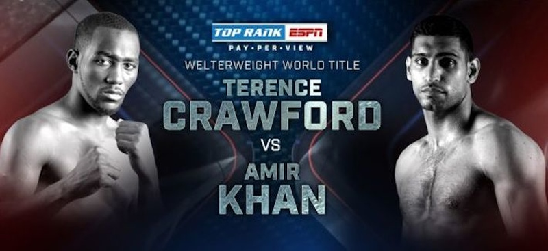 Stream Crawford vs Khan Anywhere
