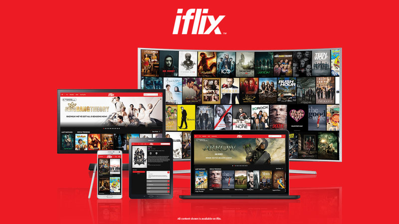 Watch iflix Anywhere with VPN