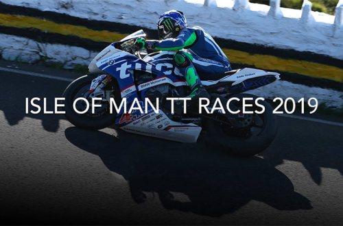 Watch 2019 Isle of Man TT Anywhere