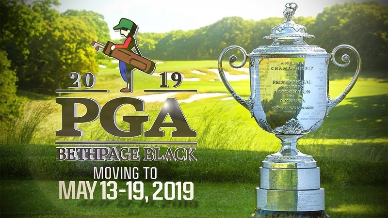 Stream the 2019 PGA Championship Anywhere