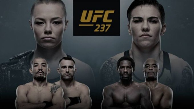 Watch UFC 237 from Anywhere with VPN