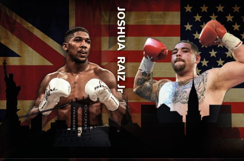 Watch Joshua vs Ruiz Anywhere