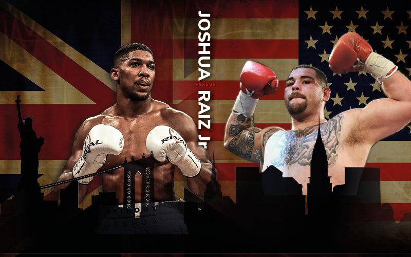 Watch Joshua vs Ruiz Anywhere