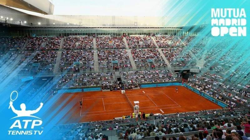 Watch the 2019 Madrid Open Anywhere