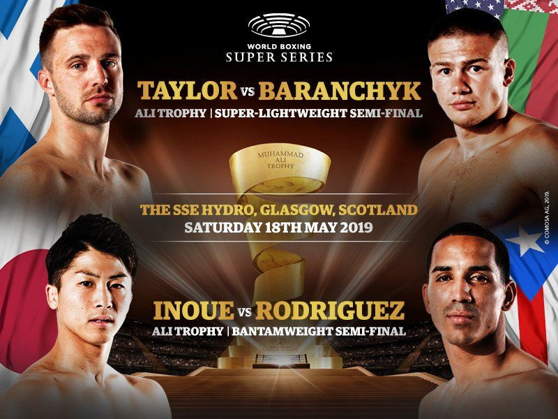 Stream Taylor vs. Baranchyk Anywhere with VPN