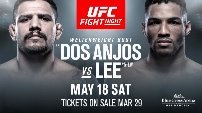 Watch UFC Fight Night 152 from Anywhere