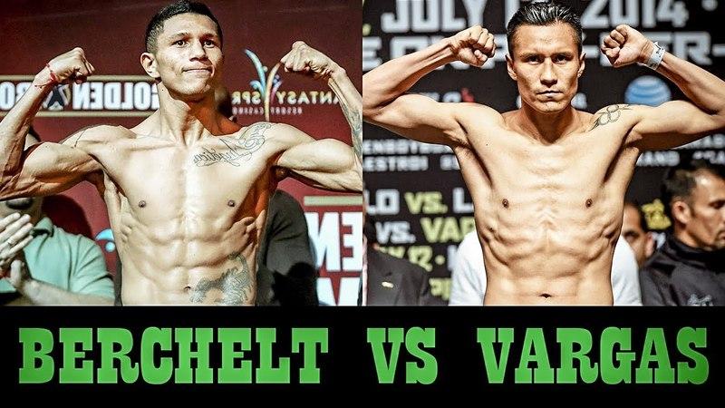 Watch Berchelt vs. Vargas from Anywhere