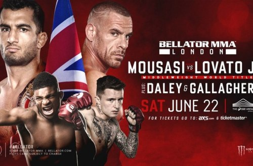 How to Watch Bellator 223 London Live Online