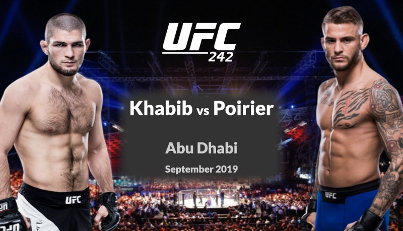 Watch UFC 242 Anywhere