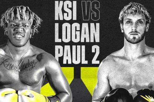 How to Watch KSI vs. Logan Paul 2 Live Online