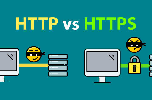The DIfference Between HTTP and HTTPS