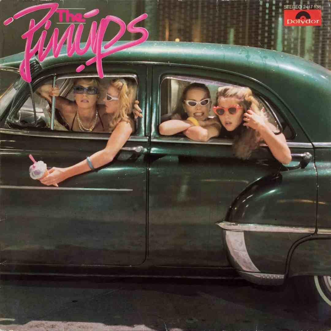 The Pinups – The Pinups