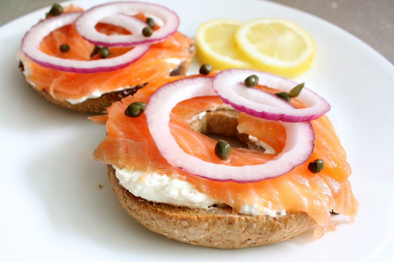 I Was Pretty Darn Proud Of Myself When I First Made Homemade Bagels, But I  Think This Homemade Lox Tops It Challah! Who Knew It Was So Easy To Make  You Own