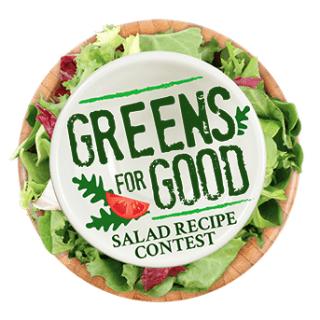 Israeli Farro Salad with Za'atar Fried Chickpeas and Greens for Good