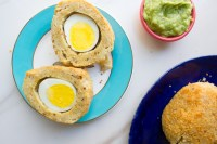 Matzo Ball Scotch Egg