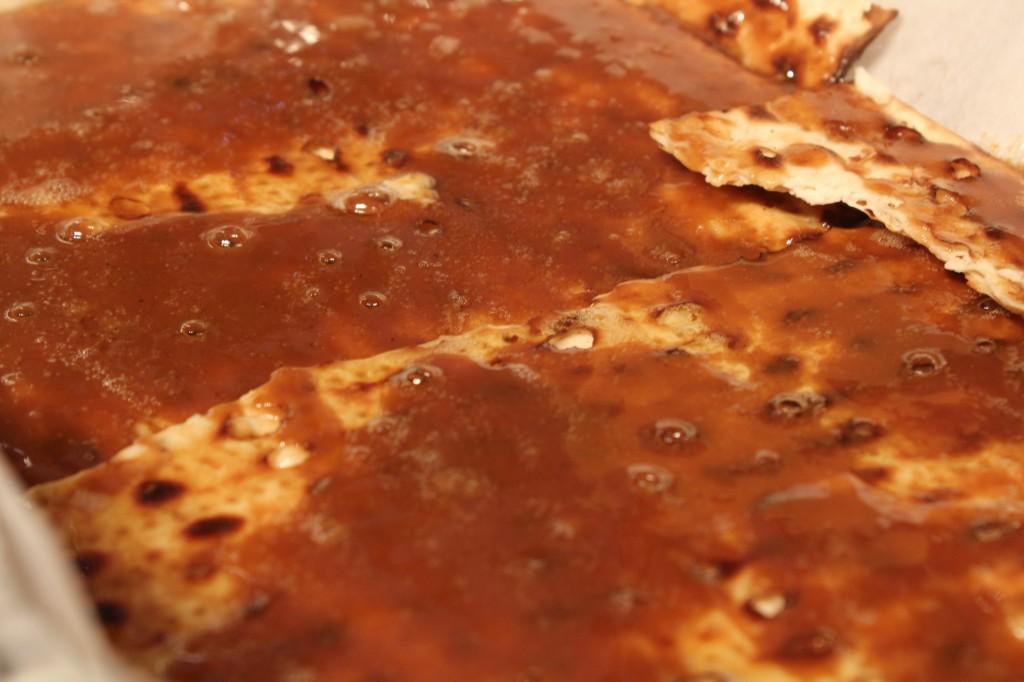 caramel matzah crunch