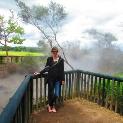 Mud Pool at Kuirau Park
