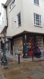 Teddy Bear Cafe, York