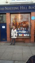 Notting Hill Book Shop from the Notting Hill movie!