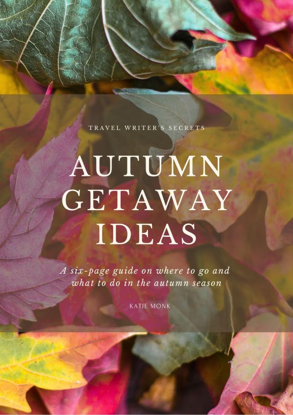autumn holidays guidebook