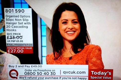 Doing my thing at QVC :-)