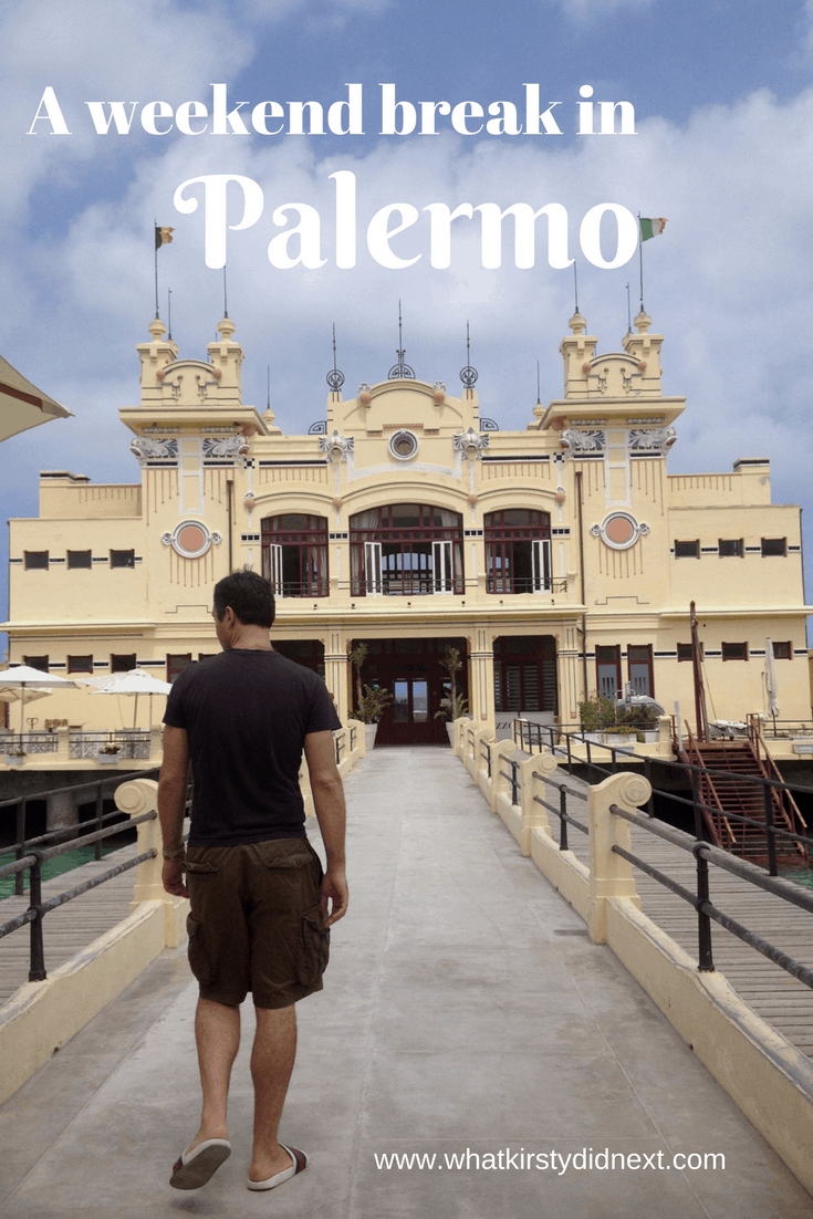 A weekend in Palermo