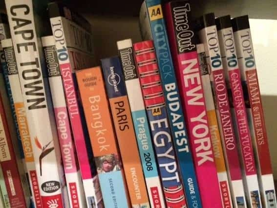 Travel Guide Books for Travellers
