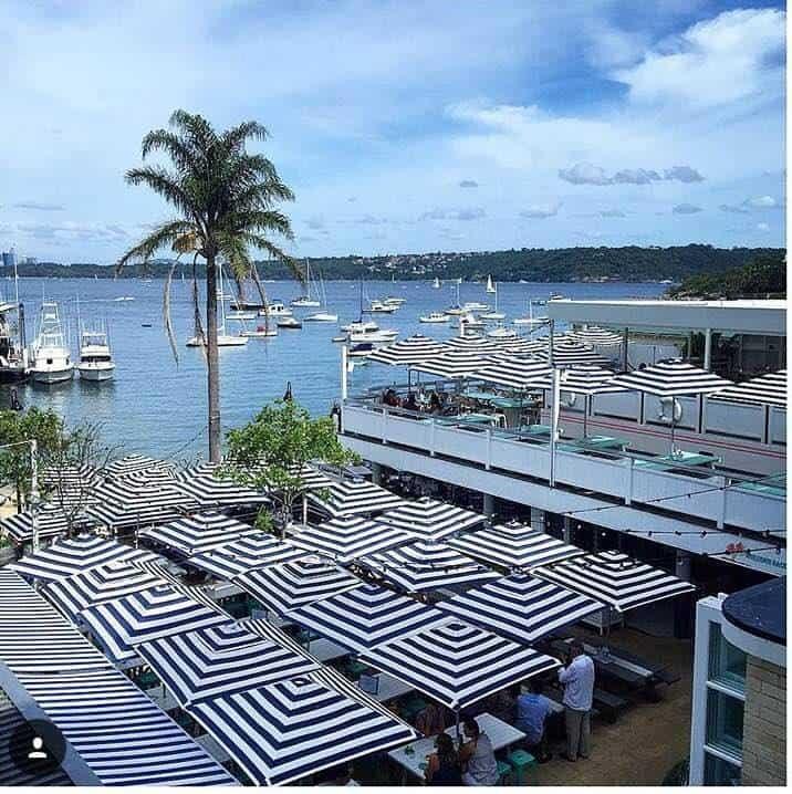 Watson's Bay in Sydney