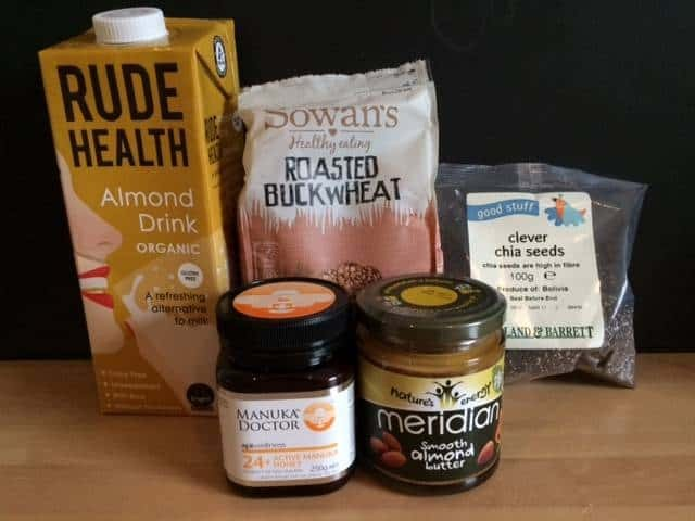Holland and Barrett ingredients