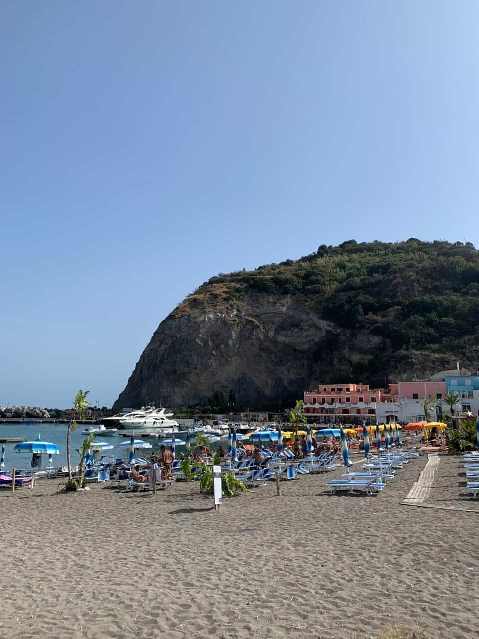 Sant'Angelo beach