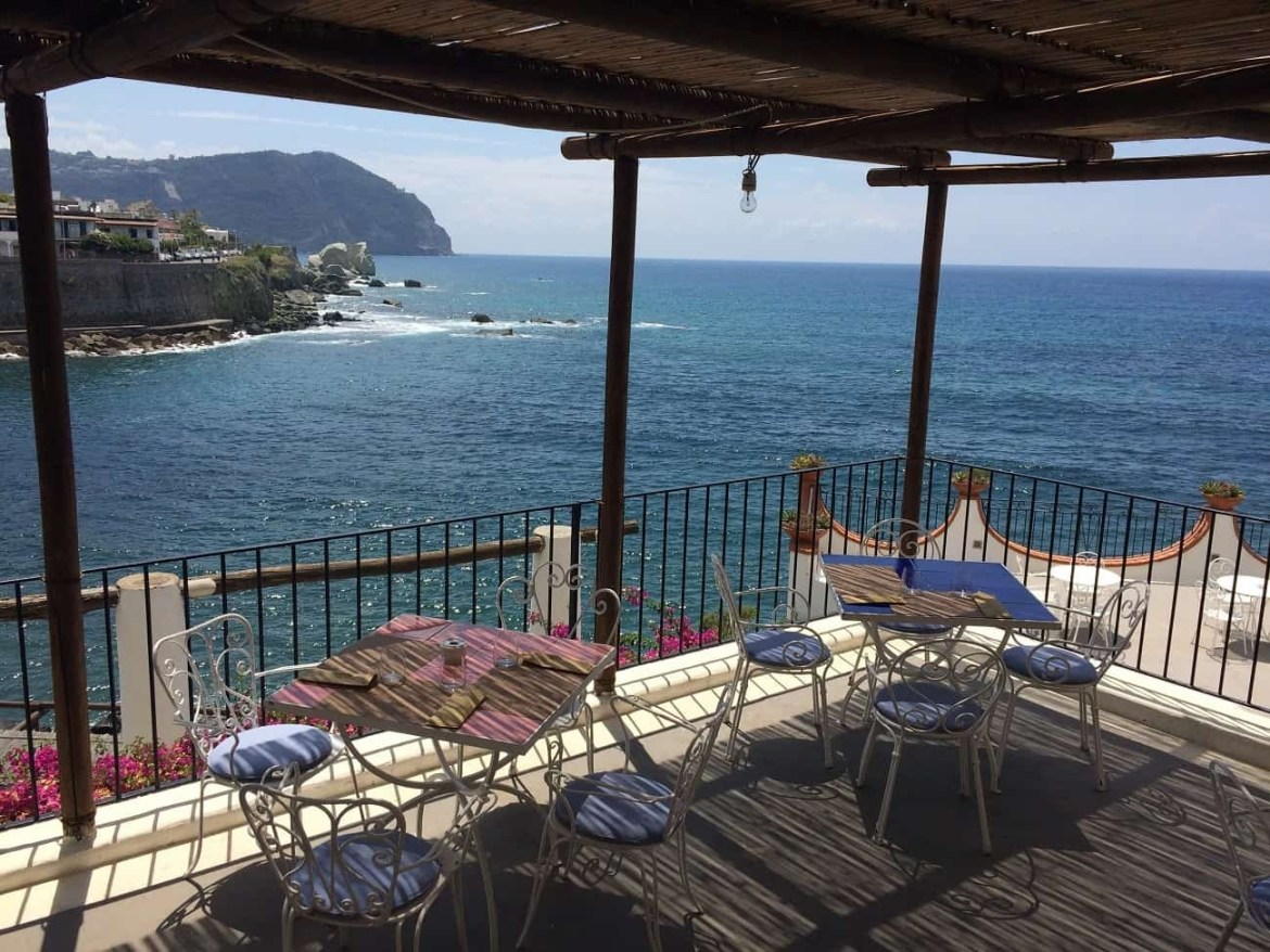 View at Umberto a mare