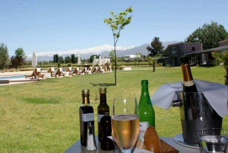Entre Cielos in Mendoza