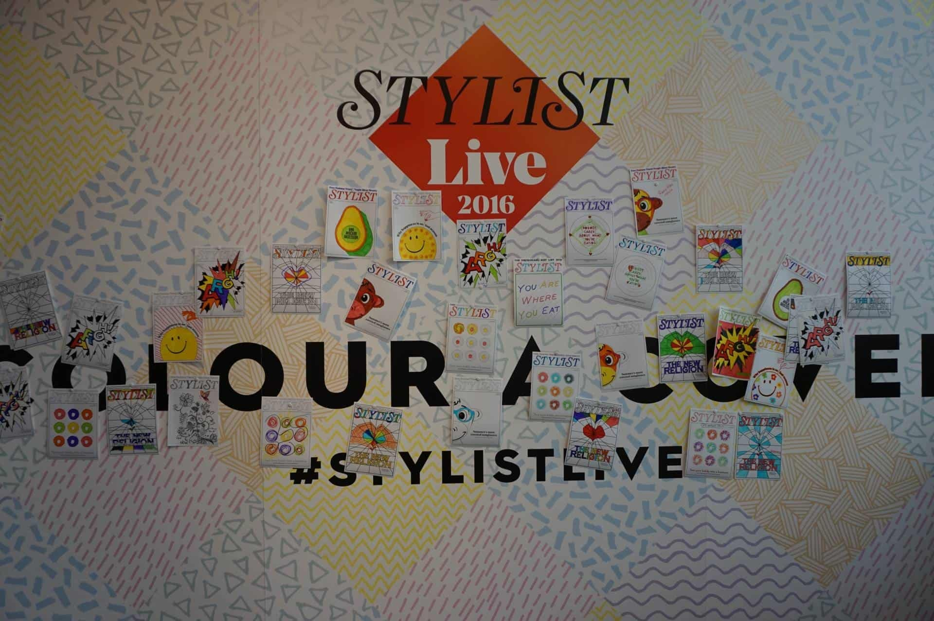 Stylist Live colour in covers