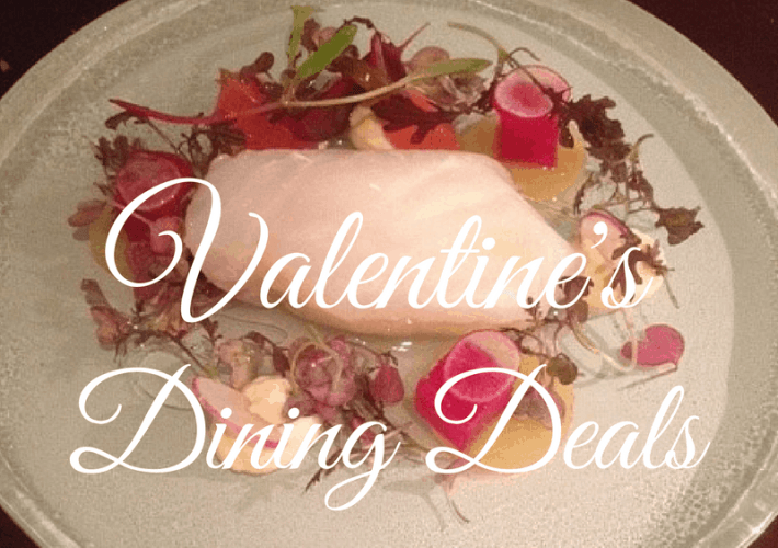 Valentine's Dining Deals