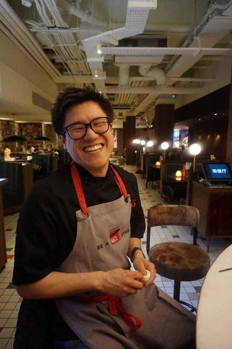 Chef Jeremy Pang