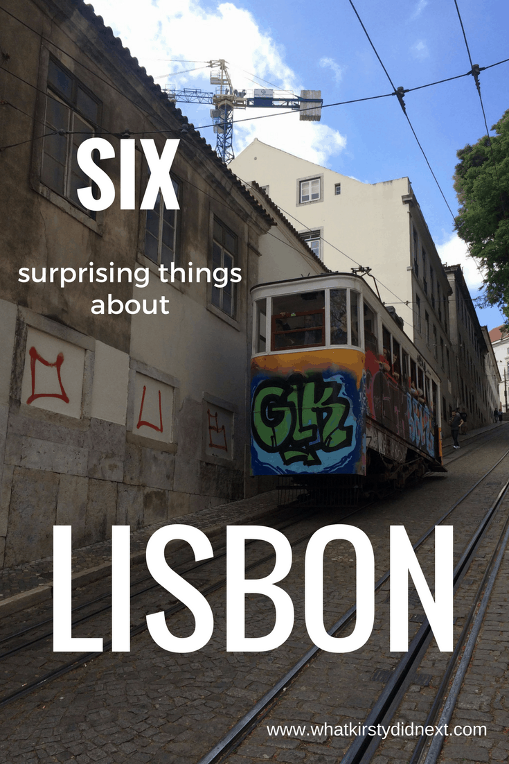Six surprising things about Lisbon in Portugal