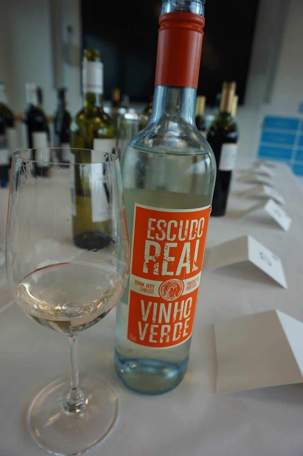 Vinho Verde wine from Portugal